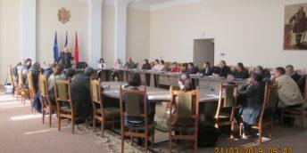 Filiala Hîncești a CCI a RM a organizat cursul de instruire în domeniul securităţii şi sănătăţii în muncă