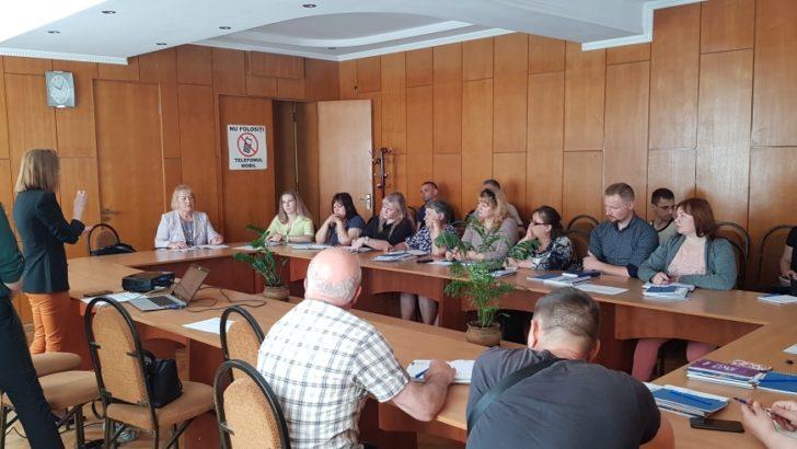 """CCI a RM în colaborare cu Banca Europeană pentru Reconstrucție și Dezvoltare (BERD) a  organizat seminarul de instruire: """"Sistemul electronic de Achizitii Publice SIA """"RSAP"""" – MTender"""""""