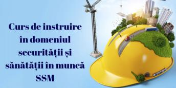 Curs de instruire în domeniul securității și sănătății în muncă, nivelul I de pregătire a SSM
