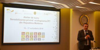 Dezvoltarea durabilă și promovarea economiei verzi, subiecte abordate de CCI a RM în cadrul unui atelier de lucru